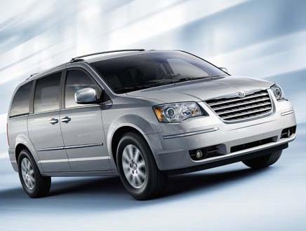 Chrysler Voyager / Grand Voyager 2008-2016