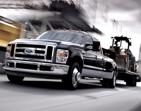 Ford F-350 2009-2013