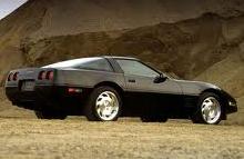 Chevrolet Corvette C4 1984-1996