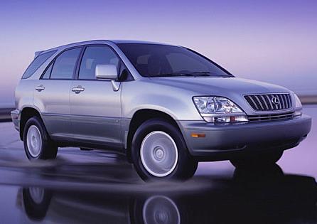 Lexus RX300 1999-2003