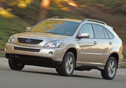 Lexus RX350 / RX400h 2006-2009