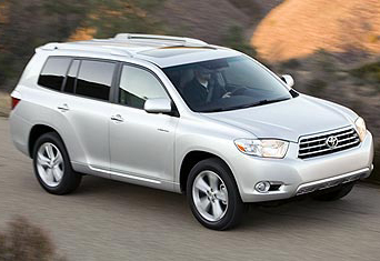 Toyota Highlander 2008-2014