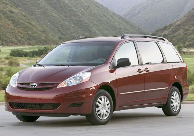 Toyota Sienna 2004-2010