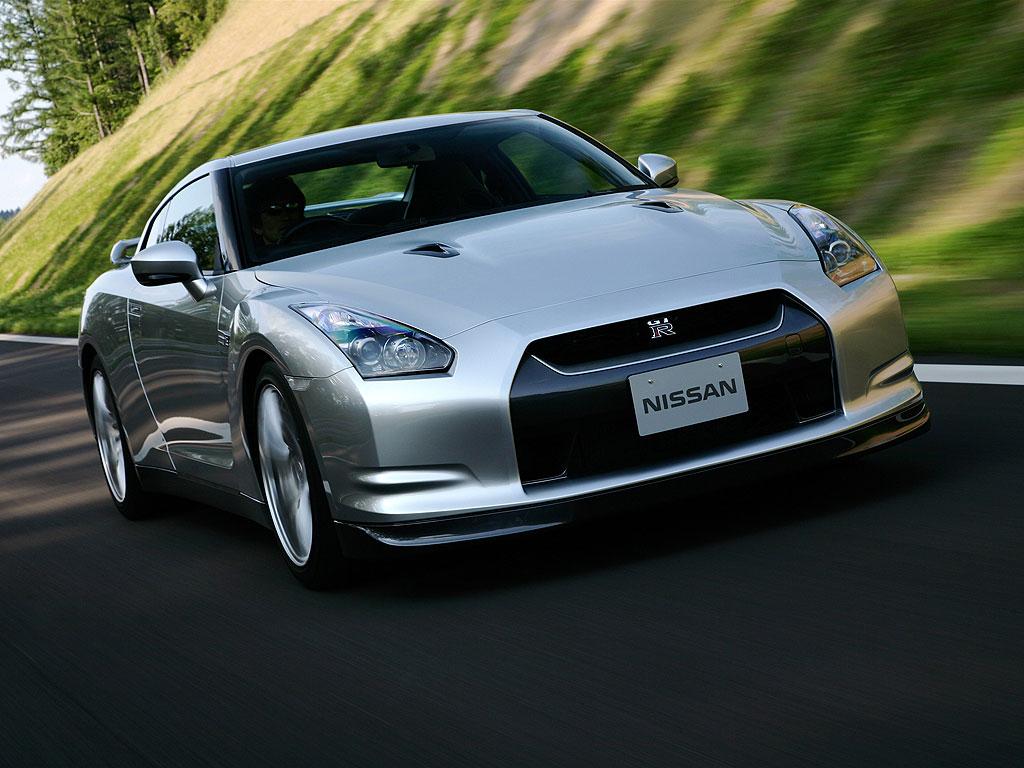 Nissan GT-R 2009-2013
