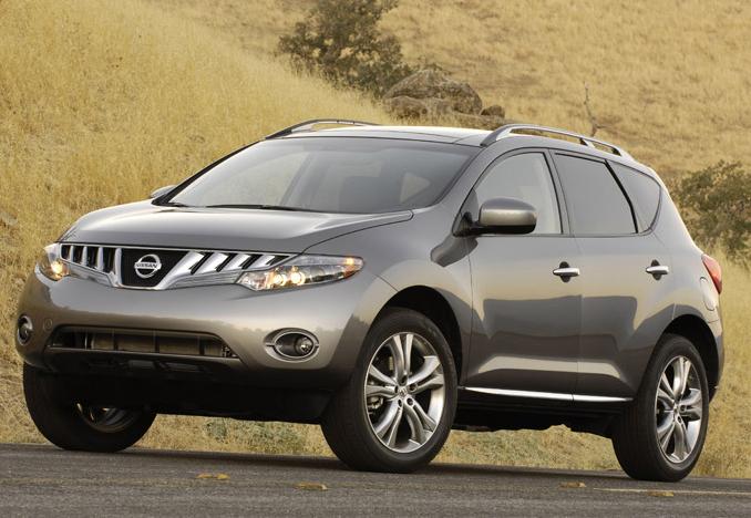 Nissan Murano 2009-2013
