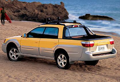 Subaru Baja 2003-2006