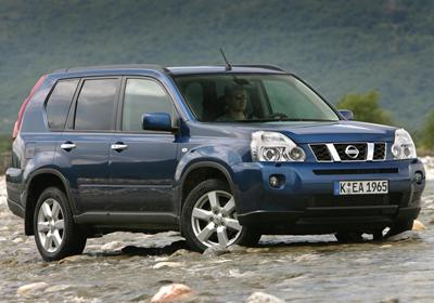 Nissan X-Trail 2008-2011