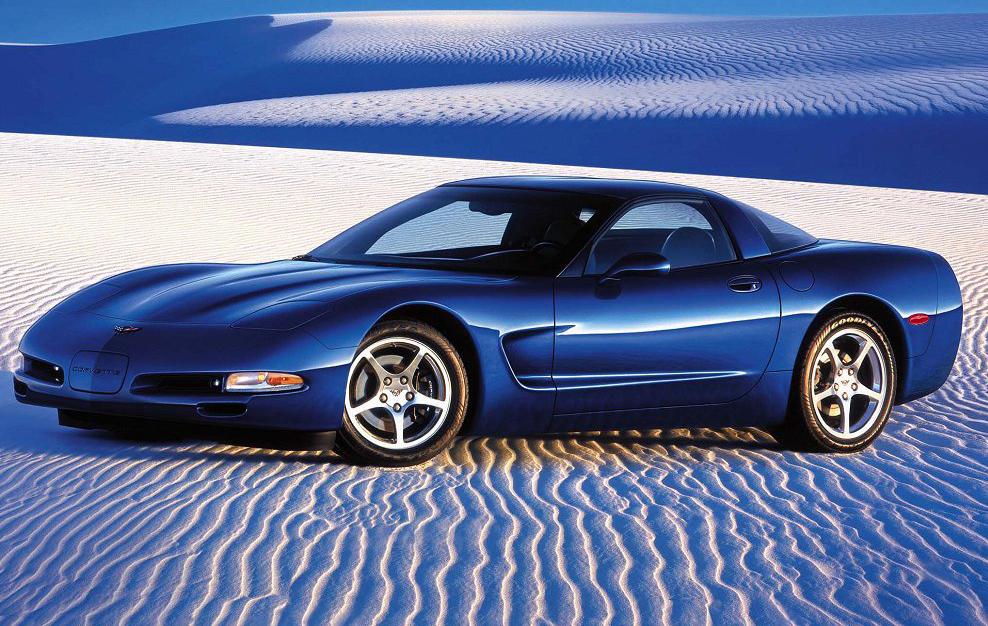 Chevrolet Corvette C5 1997-2004