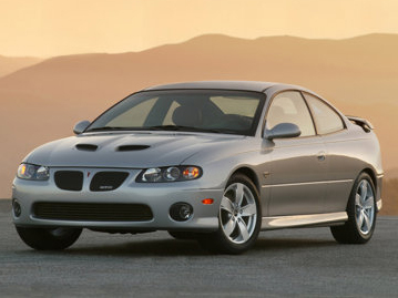 Pontiac GTO 2004-2006