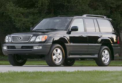Lexus LX470 1999-2007