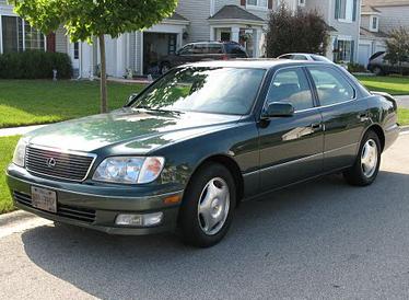 Lexus LS400 1997-2000