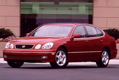 Lexus GS300 / GS400 / GS430 1998-2005