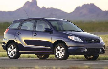 Toyota Matrix 2003-2008