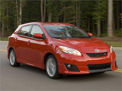 Toyota Matrix 2009-2011