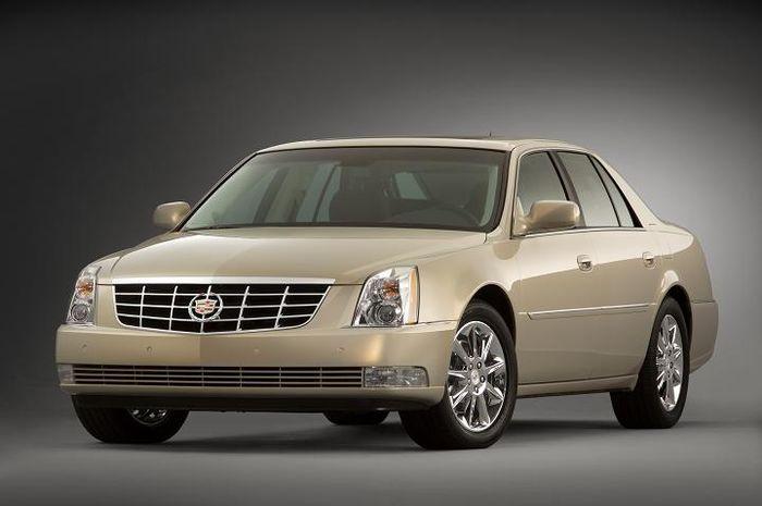 Cadillac DTS 2006-2011