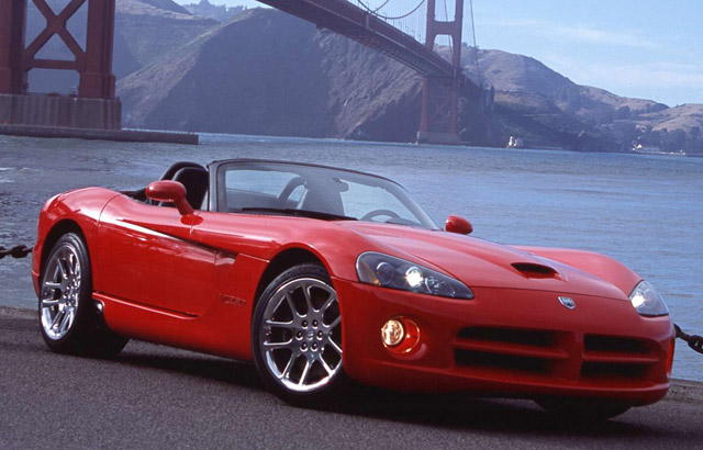 Dodge Viper 2003-2006