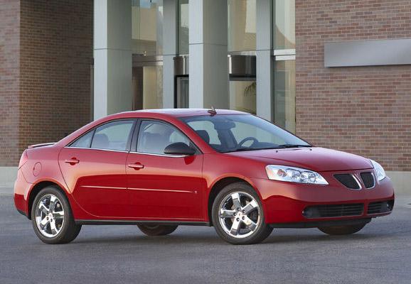 Pontiac G6 2005-2010