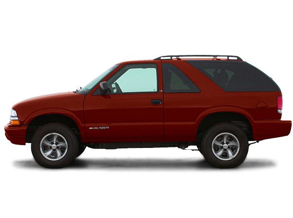 Chevrolet Blazer S10 1995-2005