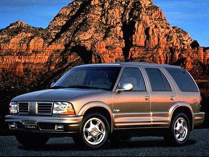Oldsmobile Bravada 1996-2001