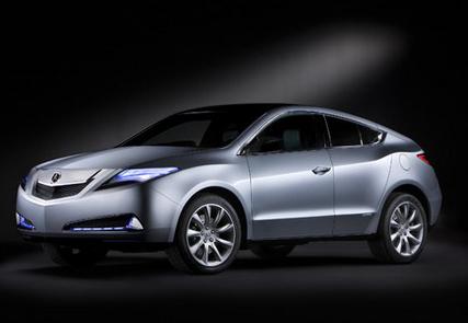 Acura ZDX 2010-2013