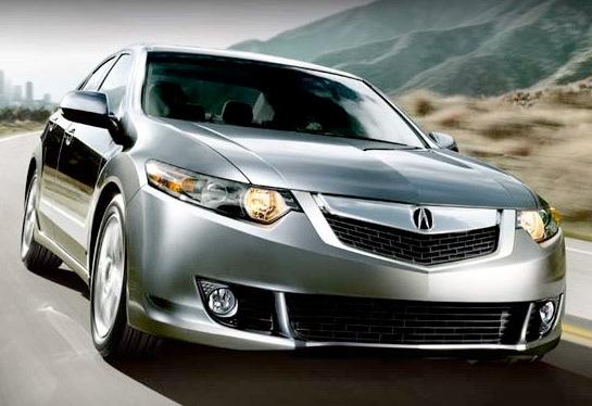 Acura TSX 2009-2012