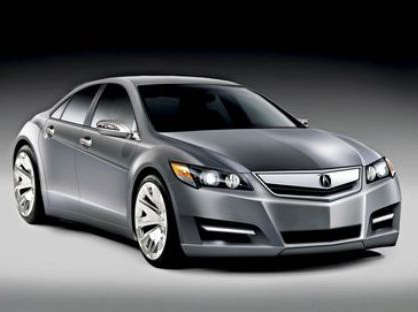Acura RL 2005-2012
