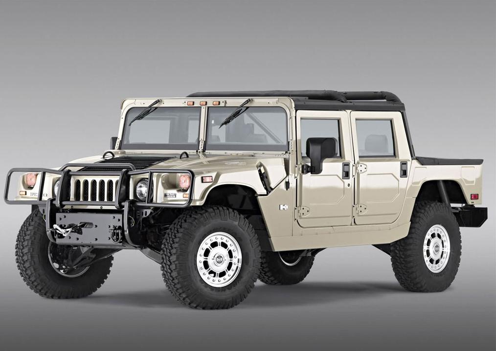 Hummer H1 1992-2006