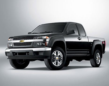 Chevrolet Colorado 2004-2012