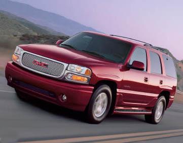 GMC Yukon 2000-2006