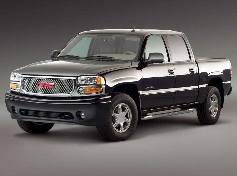 GMC Sierra 2000-2007