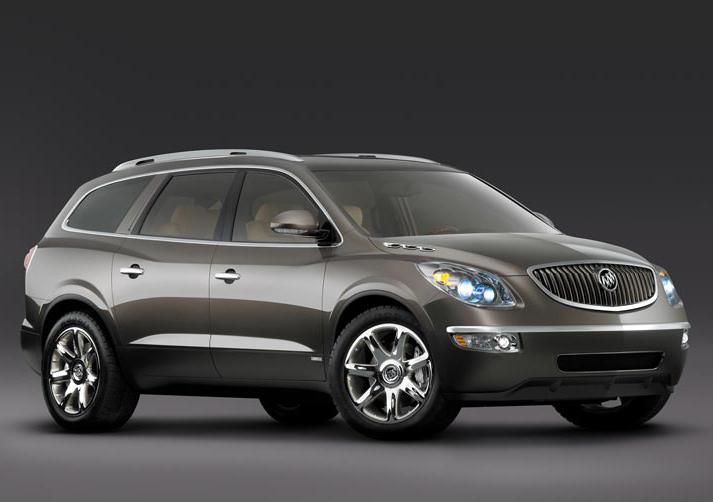 Buick Enclave 2008-2013