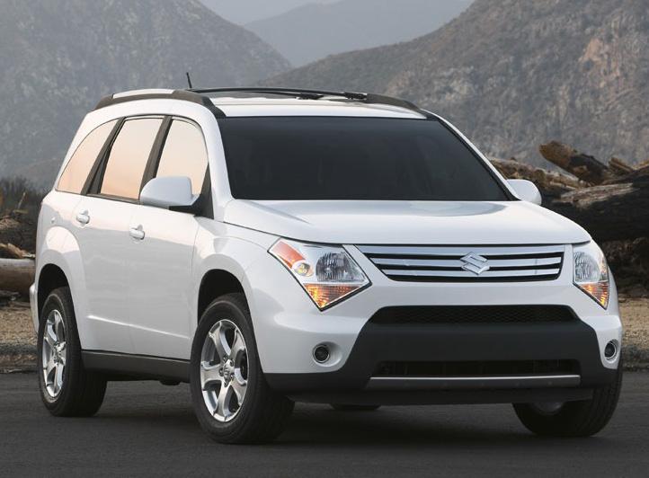 Suzuki XL7 2007-2009