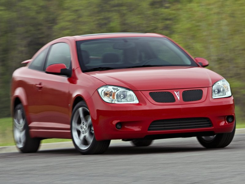 Pontiac G5 2005-2010