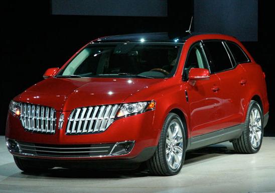 Lincoln MKT 2009-2014