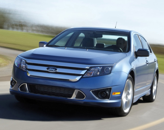 Ford Fusion 2010-2012