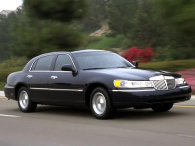 Lincoln Town Car 1998-2002
