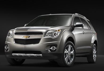 Chevrolet Equinox 2010-2013
