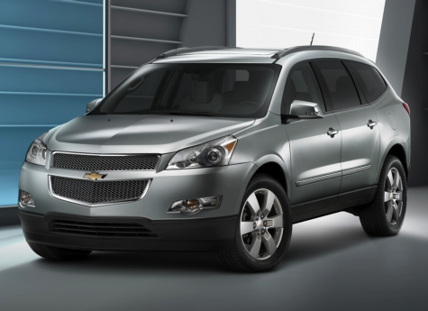Chevrolet Travers 2009-2013