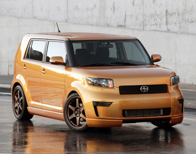 Scion xB 2008-2011