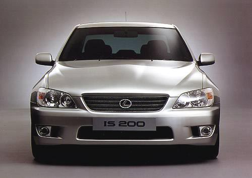 Lexus IS 2001-2005