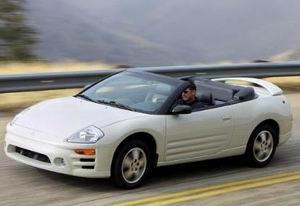 Mitsubishi Eclipse 2000-2005
