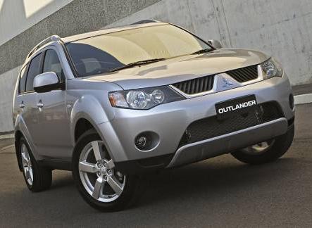 Mitsubishi Outlander 2007-2012