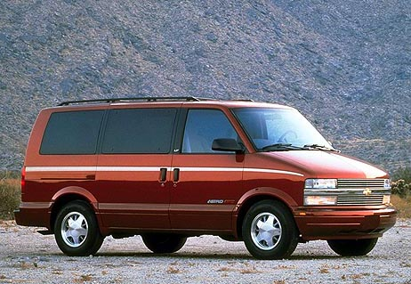 Chevrolet Astro 1995-2005