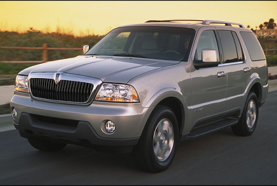 Lincoln Aviator 2003-2005
