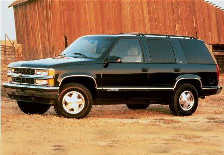 Chevrolet Tahoe 1995-1999