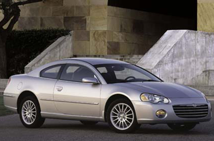 Chrysler Sebring 2001-2005 coupe