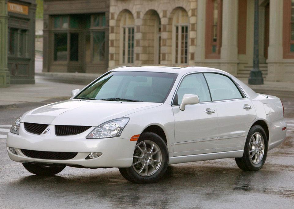 Mitsubishi Diamante 1996-2005