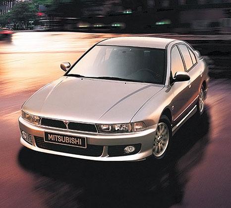 Mitsubishi Galant 1999-2003
