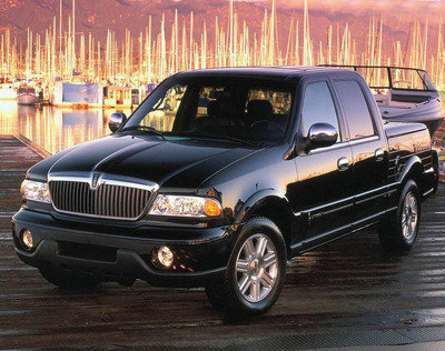 Lincoln Blackwood 2001-2003