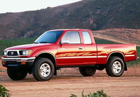 Toyota Tacoma 1995-2004
